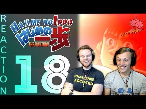 hajime no ippo new challenger cap 11
