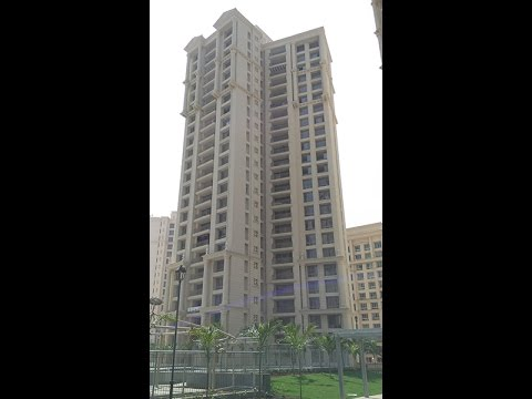 Hiranandani Rodas Enclave, Thane, Arlington, 3bhk Apartments, Floor Plan, Layout, Project Status