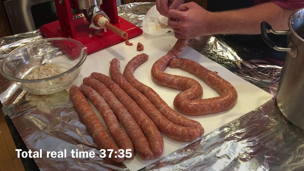 Sportsman MHVSS 11-Pound Sausage Stuffer