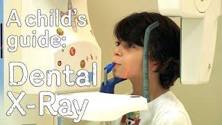 Having a Dental X-ray