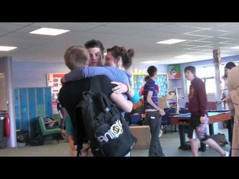 Malmesbury School Leavers 2010