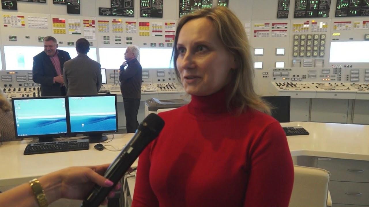 Десна-ТВ: Автор инженерного блога посетил Смоленскую АЭС