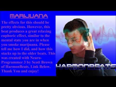 Marijuana (Isochronic tone)