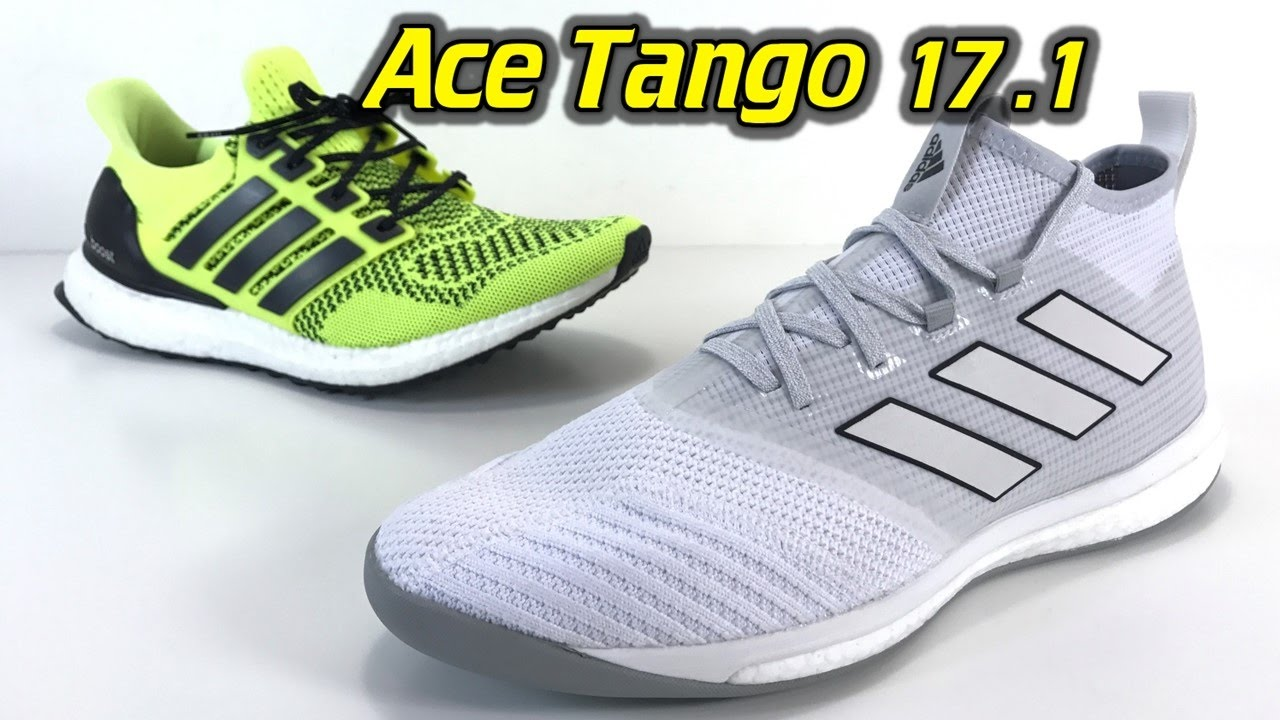 new concept d8773 0b090 Adidas ACE Tango 17.1 TR (Grey Camo Pack) - One Take Review + On Feet