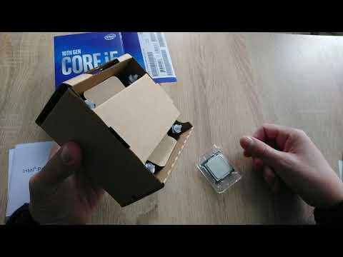 Процессор Intel Core i5-10400F 2.9GHz/12MB (BX8070110400F) s1200 BOX