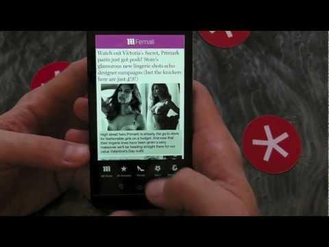 UK newspaper apps for BlackBerry 10