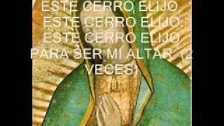 La guadalupana ||LETRA|| ||2016|| - ||2017|| Lyrics