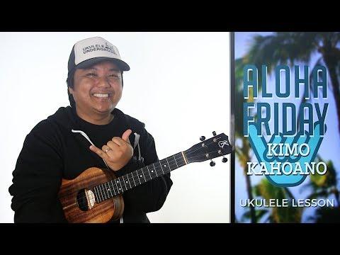 Ukulele Whiteboard Request - Aloha Friday