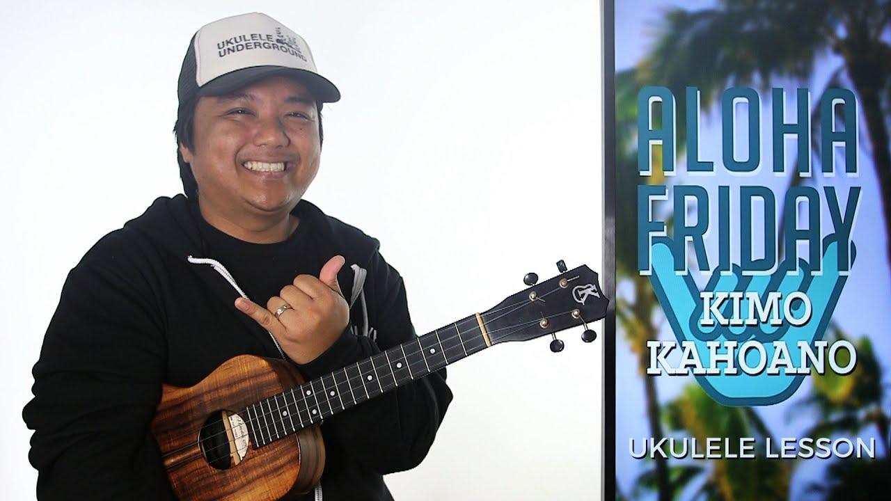 Ukulele Whiteboard Request Aloha Friday Youtube