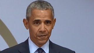 Obama: History shows