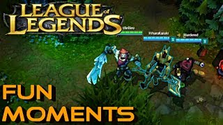 League of Legends - SUPER TRUNDLE - Moments Fun/Commentaire Français [FR]