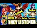 SUMMONERS WAR: Monster Balancing Patch Data is Here!!!