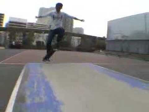 skate board tekitou video yuji mix