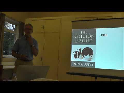 Don Cupitt & the Religion of Life - w/ David Warden - Dorset Humanists