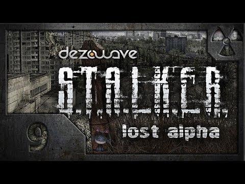 Сталкер. Lost Alpha. # 09. Сейф Борова и пленный долговец.