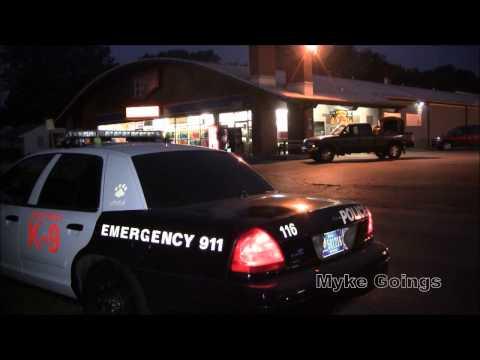 2013-08-19 Robbery At Hometown Foods - Waterloo, Iowa - Myke Goings - KMDG
