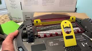 QAVU USA | Open Box IRobot Roomba 960 | Đập Hộp Máy Hút Bụi 960