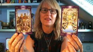 Virgo Love & Romance June  2018 Tarot and Oracle Card Reading  by Sloane Rhodes