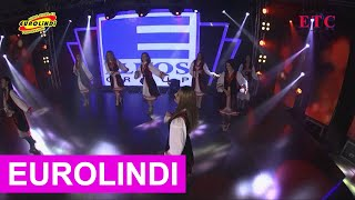 Greta Koci - Kollazh kengesh nga jugu i shqiperis (Eurolindi & ETC) Gezuar 2015 HD