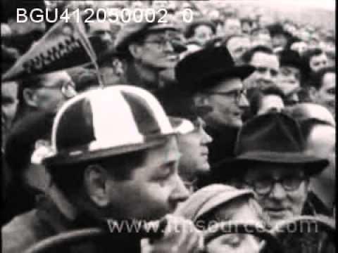 Chelsea v Fulham 1951