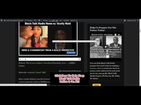 Using The Reach of Black Talk Radio To Promote Radio Broadcasts
