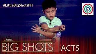Little Big Shots Philippines: Benj | 7-year-old Yoyo Kid Wonder
