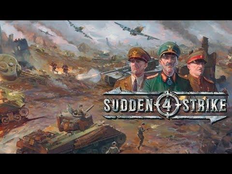 [FR] Sudden Strike 4 - Campagne Allemande 1