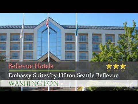 Embassy Suites by Hilton Seattle Bellevue - Bellevue Hotels, Washington