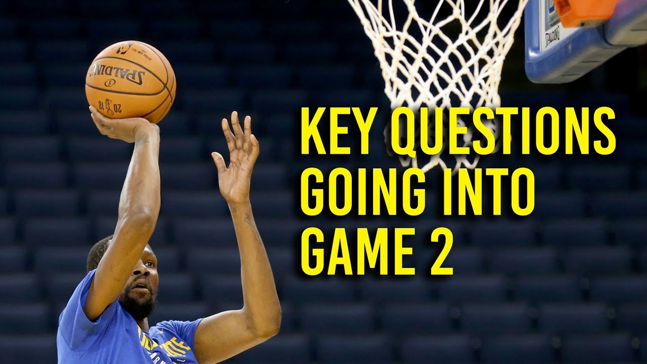 NBA Finals: Will Kevin Durant's focus and Klay Thompson's health big questions going into Game 2