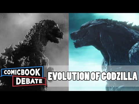 Evolution of Godzilla Movies in 20 Minutes 2018