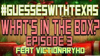 #MUT15 | #GuessesWithTexas Feat @VictionaryHD  | What Is In The Box EP 3 | FS Calvin Johnson?
