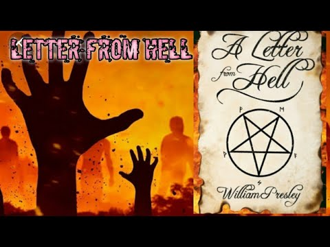 LETTER FROM HELL [JOSH AND ZACK]