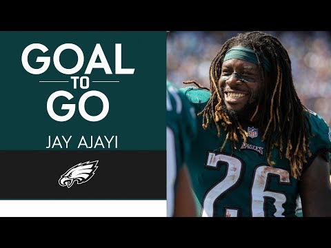 Goal To Go: Jay Ajayi | Philadelphia Eagles