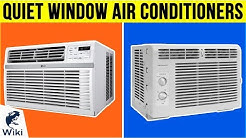 10 Best Quiet Window Air Conditioners 2019