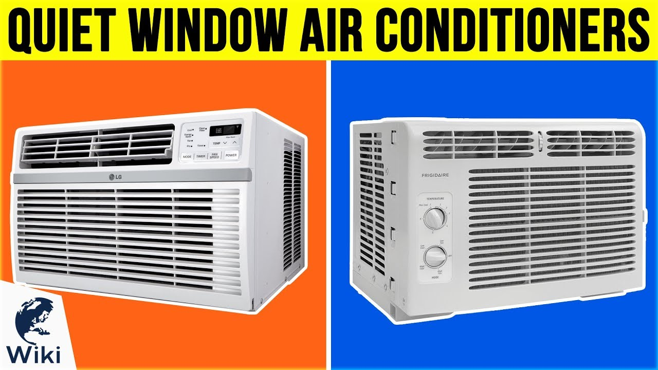 The Top Quiet Window Mounted Air Conditioner Reviews – HVAC How To