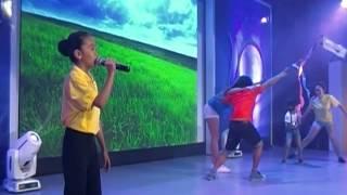 SARANGGOLA NI PEPE with Joshen Bernardo from Angelito (ABS CBN)