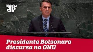 Discurso De Bolsonaro Na Onu: Assista à íntegra