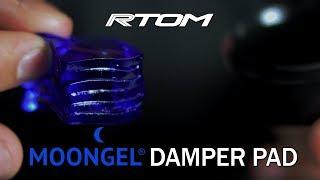 Moongel Damper Pads - Eliminate unwanted resonance!!