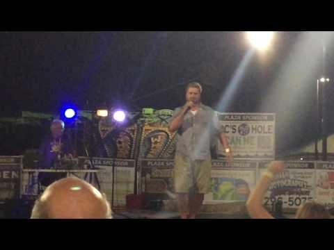 Plattsmouth Carnival Karaoke - Adam Williams