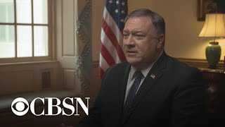 """Pompeo: Sri Lanka attacks likely """"inspired by ISIS"""""""