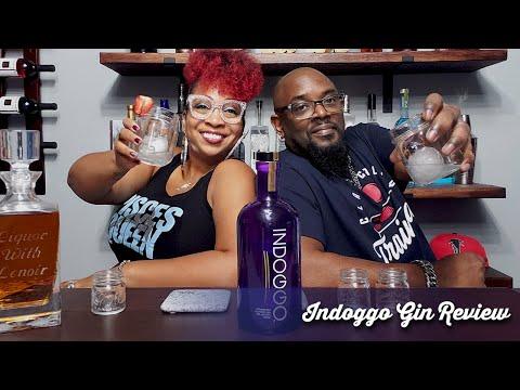 Indoggo Gin Review | Liquor With Lenoir