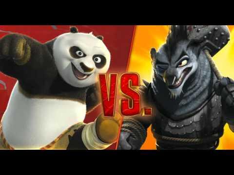 Прохождение игры  Кунг-фу Панда