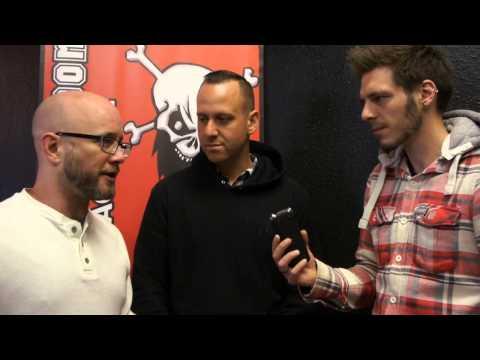 Taking Back Sunday Interview Slam Dunk 2015