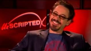 Unscripted with Robert Downey Jr. And Val Kilmer