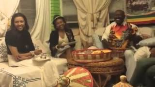 Video Ethiopia: How a typical family celebrates holiday - beautiful! download MP3, 3GP, MP4, WEBM, AVI, FLV April 2018