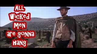 Ghoultown  - Devil's Comin Round  - Lyrics