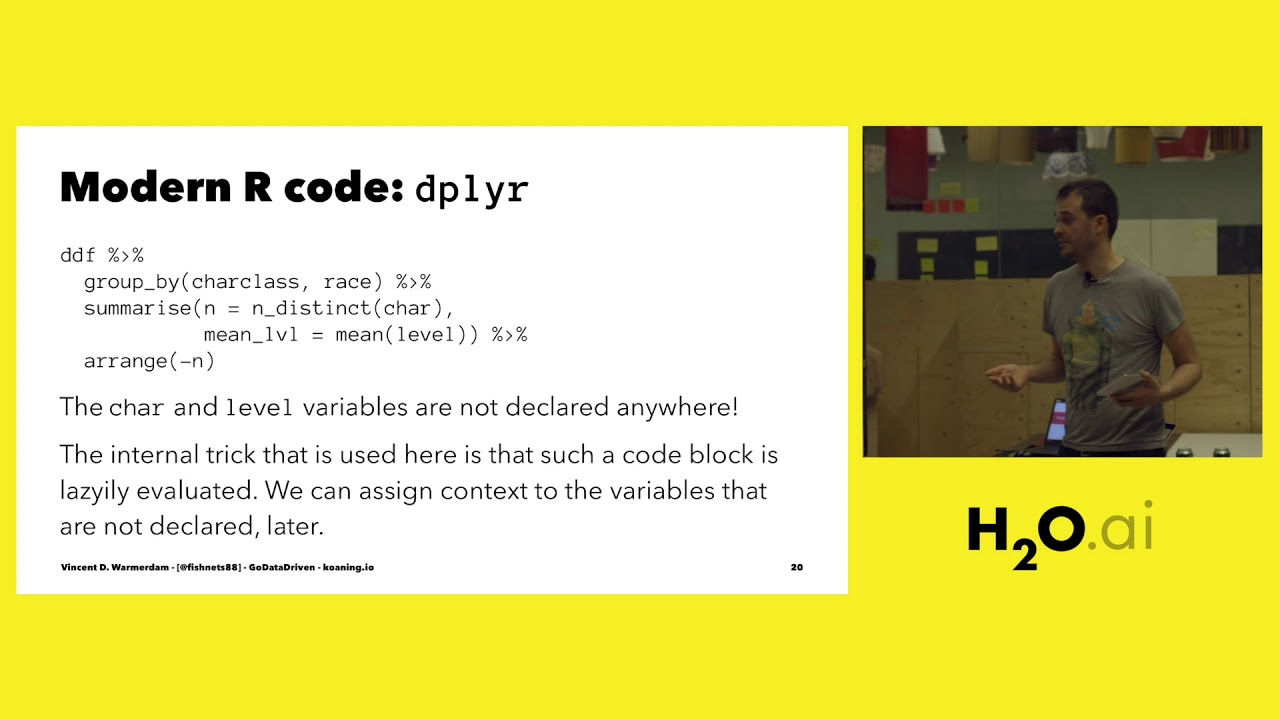 Code breakfast with Water and LIME: H2O and ML interpretability