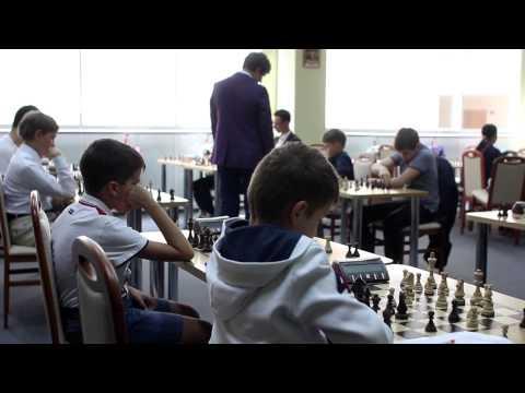Международный день шахмат 2015 в Москве