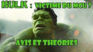 HULK dans Infinity War et Avengers 4 : explications et théories !