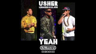 "Remix to the classic jam ""yeah""! supported by lil jon!"